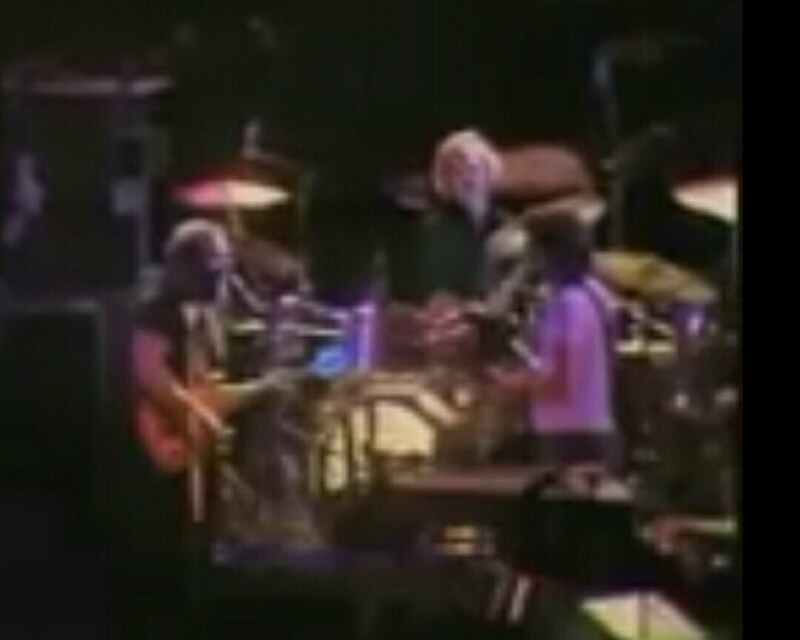 "VIDEO Grateful Dead  ""Fire On The Mountain"" Egypt 9-16-78"