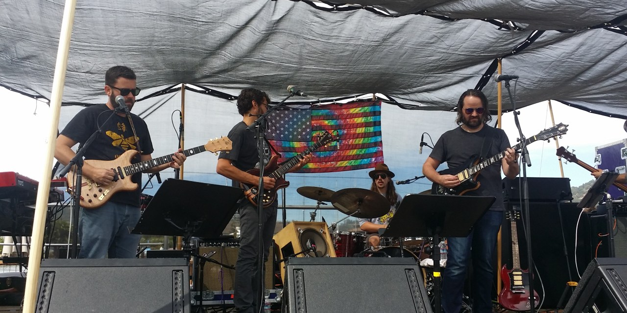 "VIDEO: ""Rocket Man"" CMAC with the Terrapin Allstars  – Terrapin Crossroads, Backyard Bash, Sept. 27 2015"