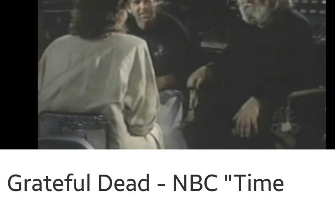 "Watch: Grateful Dead – NBC ""Time and Again"" (Documentary) circa 2000"