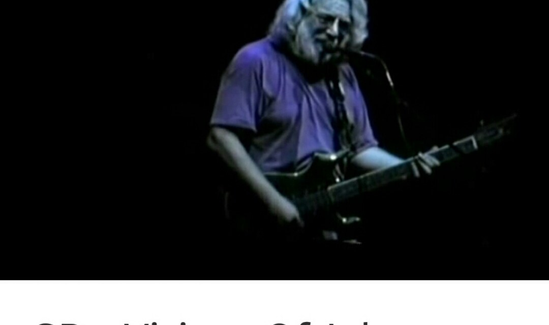"VIDEO  Grateful Dead ""Visions Of Johanna"" – 3/18/1995"