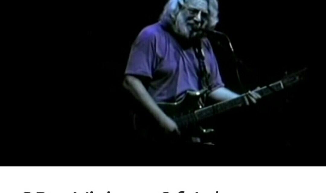 "VIDEO  Grateful Dead ""Visions Of Johanna"" – 3/18/1995"