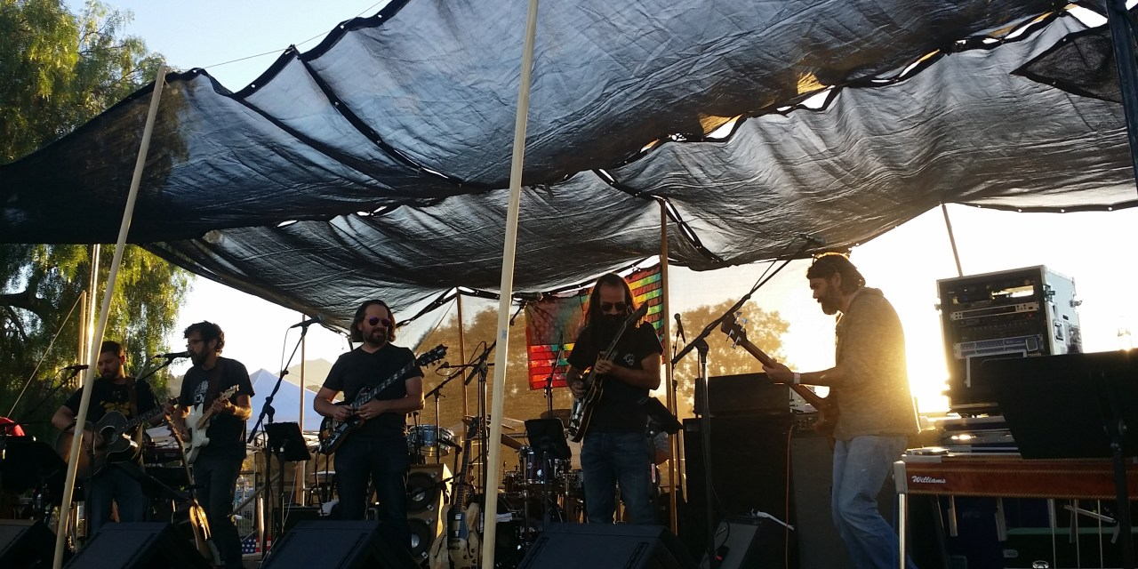 "VIDEO: Cosmic Twang – ""Going To San Antone""  TxR Backyard Bash-September 27, 2015"