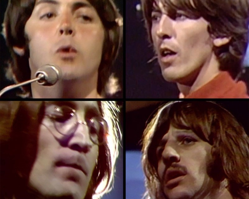 "VIDEO: The Beatles' ""Revolution"" restored and remixed – and video of the Grateful Dead doing ""Revolution"""