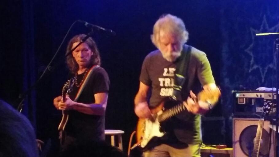 """VIDEO: Bob Weir, Steve Kimock, Jay Lane, Robin Sylvester,  """"Easy to Slip"""""""
