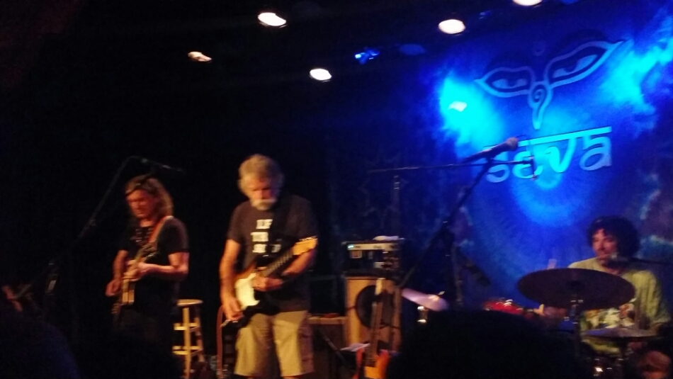 "VIDEO ""Even So""   Bob Weir, Steve Kimock, Jay Lane, Robin Sylvester, Sing Out For Sight"
