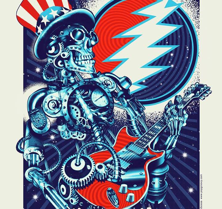 SETLIST: Dead & Company – DCU Center, Worcester MA Tuesday November 10, 2015