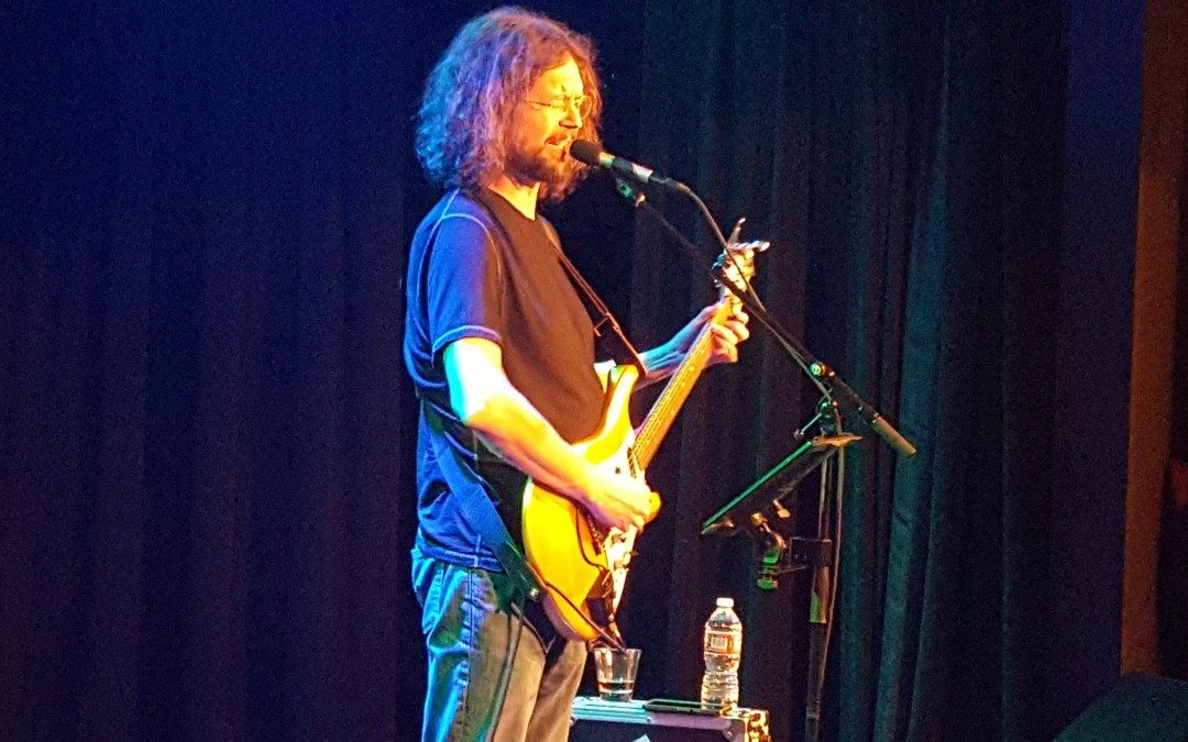SETLIST & VIDEOS: John Kadlecik solo, Sweetwater, Mill Valley, California. Monday 1.18.2016