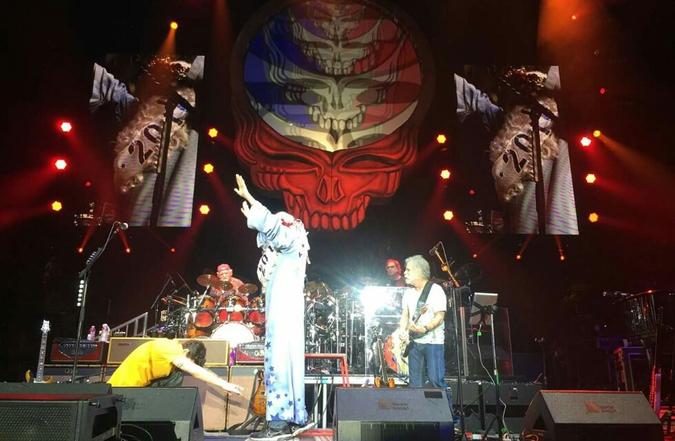 "VIDEO ""Midnight Hour >… "" New Years Eve > 2016 @deadandcompany"
