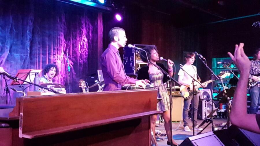 "Watch ""Black Muddy River""(Grateful Dead) – Lebo and Friends featuring Lesley Grant, TxR Mardi Gras"