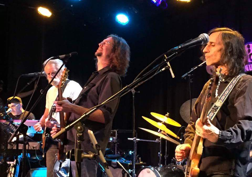 """Throwing Stones"" video & Setlist – John K Band w Bob Weir, Sweetwater Mill Valley CA"
