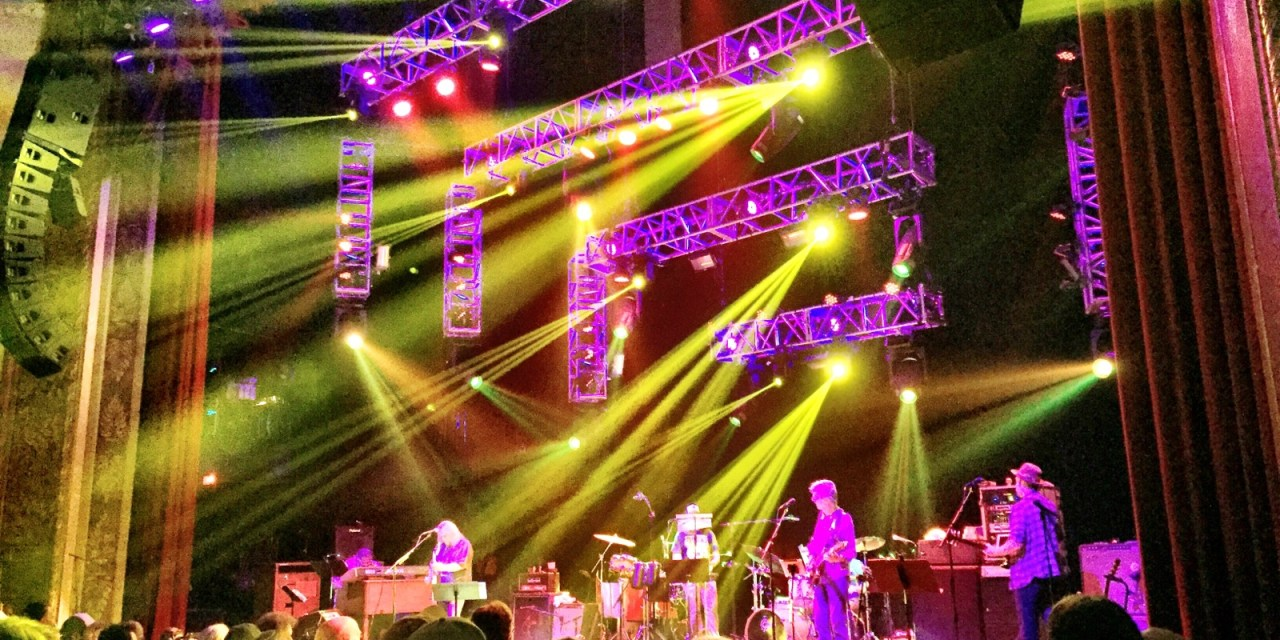 SETLIST: Phil Lesh and Friends,  Warren Haynes, Eric Krasno, Tony Leone , Alex Koford, Melvin Seals Saturday May 28 , 2016 CapitolBTheatre Port Chester, NY