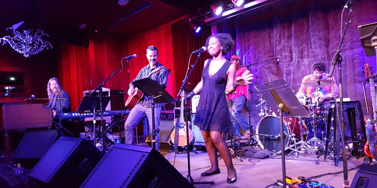 """PRINCE TRIBUTE: """"Try ~Kiss ~Try"""" Lebo and Friends featuring Lesley Grant, Cinco de Mayo, Terrapin Crossroads 2016"""