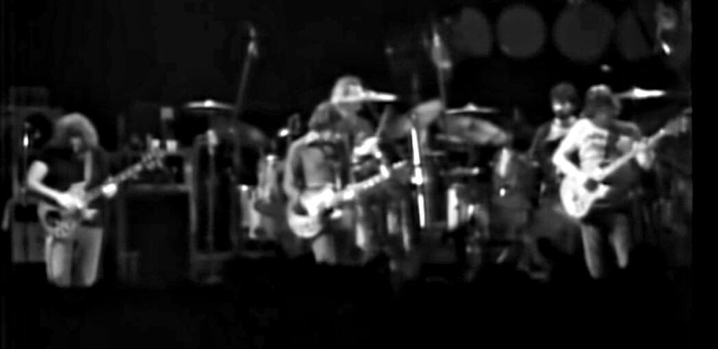 """Grateful Dead """"Uncle John's Band > Drums""""  – 12/31/79 – Oakland Auditorium"""