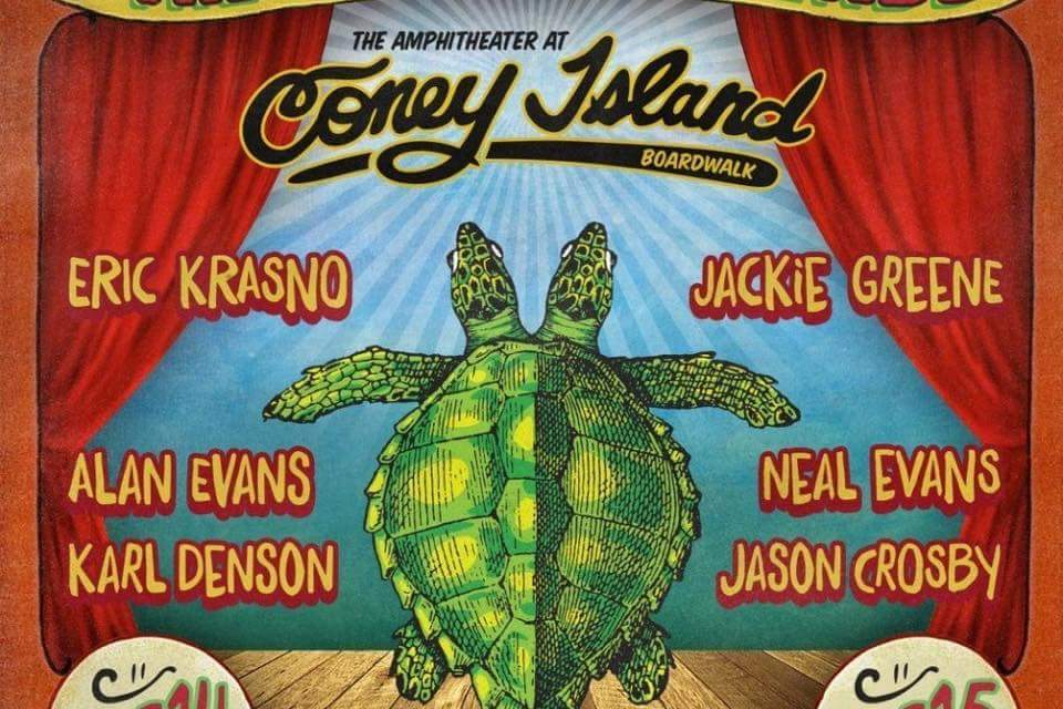 JUST ANNOUNCED: Phil Lesh & Friends Coney Island September 2016,  ft. Jackie Greene, Eric Krasno, Alan Evans, Neal Evans, Karl Denson, Jason Crosby, and The Shady Horns