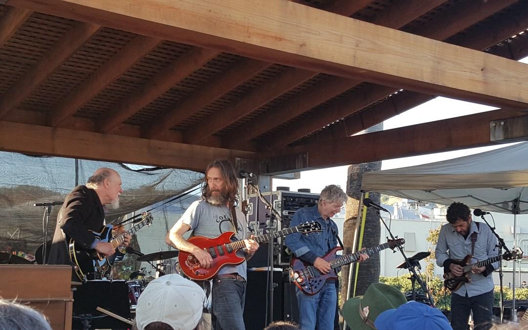 SETLIST Phil Lesh & Friends Sat. May 21, 2016 Spring Fling Back Porch Stage Terrapin Crossroads  San Rafael, CA