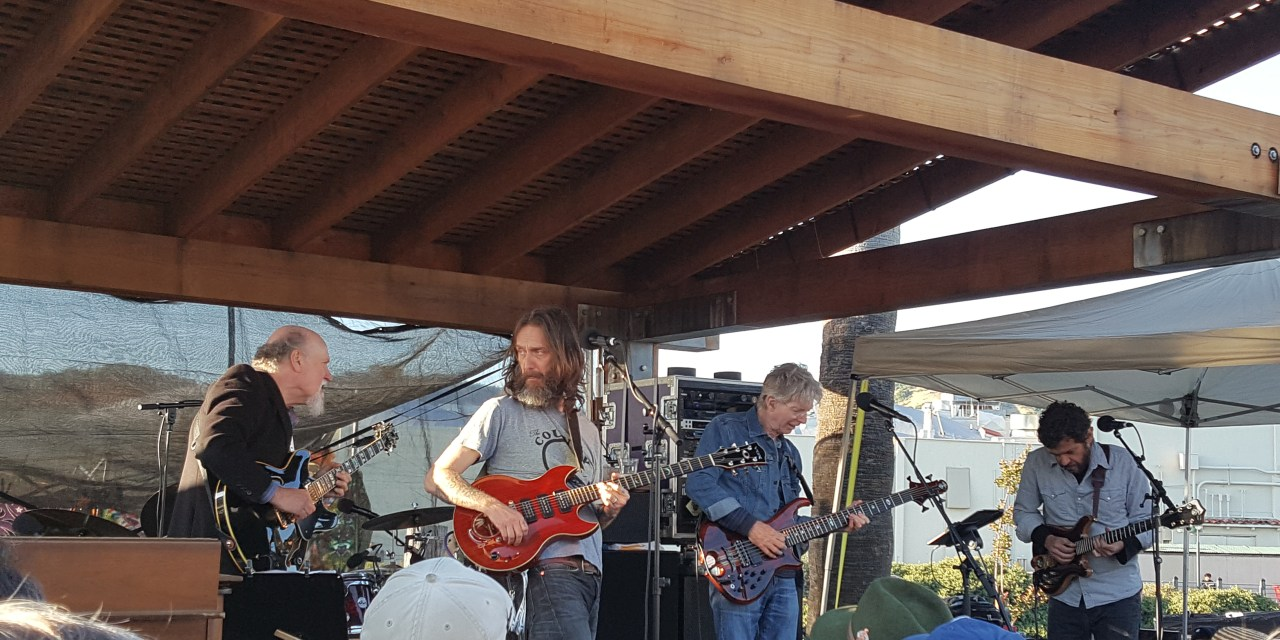 SETLIST Phil Lesh & Friends Sat. May 21, 2016 Spring Fling Back Porch Stage Terrapin Crossroads  San Rafael, CA