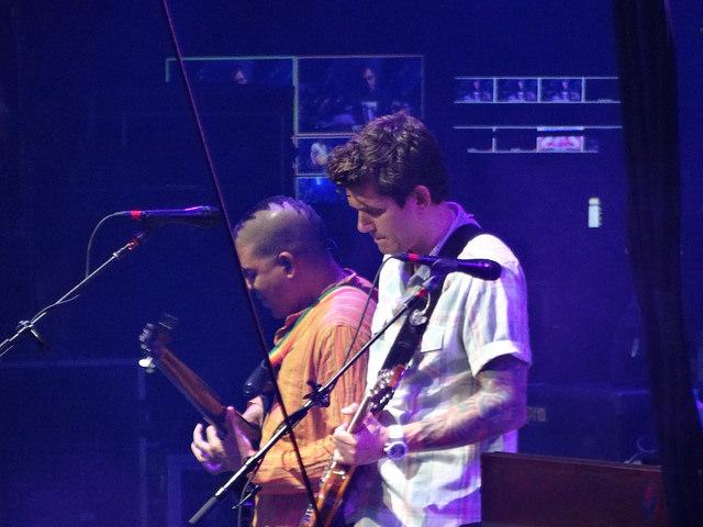 Otiel Burbridge, John Mayer