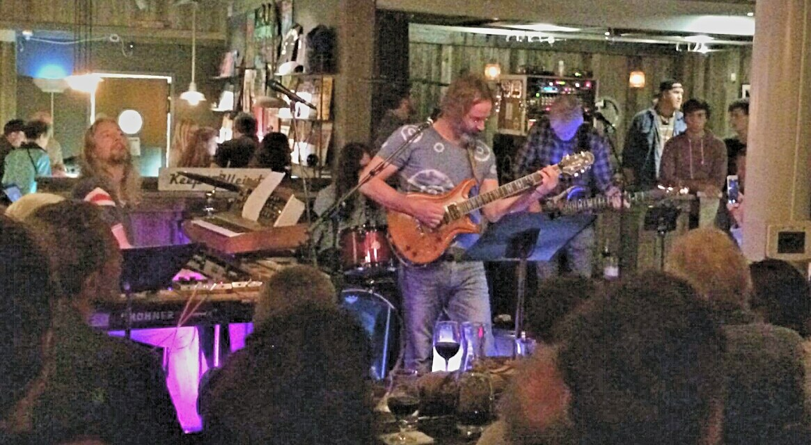 SETLIST Phil Lesh & Friends Thur. July 7, 2016 | Bar show, Terrapin Crossroads, San Rafael, CA