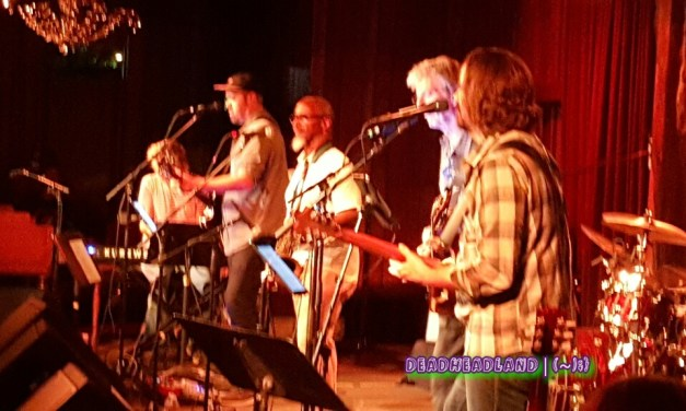 SETLIST Phil Lesh & Friends 2016-07-26 Terrapin Crossroads San Rafael, CA