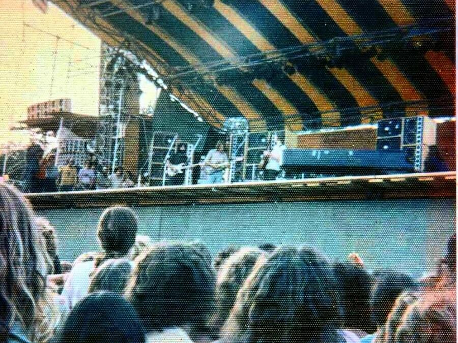 Rare Fan Snap!Grateful Dead7.27.1973 Watkins Glensoundcheck photo 📷