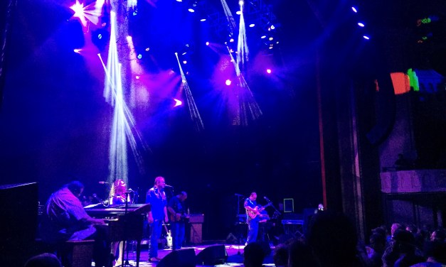 Celebrate Jerry! Stella Blues Band with Melvin Seals, Capitol Theatre, Port Chester NY, August 7, 2016 (Setlist & Review)