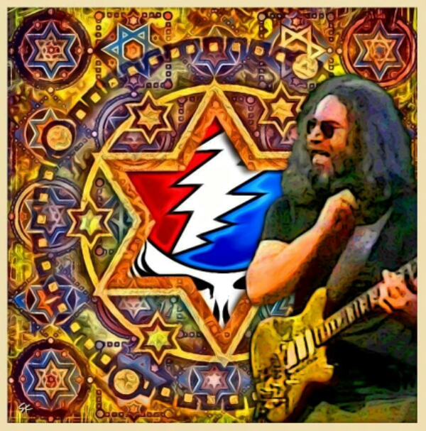 Happy Rosh Hashanah 5777 to those who celebrate! And enjoy listening to Grateful Dead, Boston Garden 5.7.77 ~a sweet show for a sweet new year!