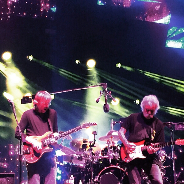 Setlist & Video: Grateful Dead's Bob Weir sits in with Phish, Nashville TN, Ascend Amphitheatre, October 18th 2016