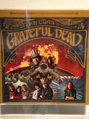 Grateful Dead, released in 1967 by the Grateful Dead