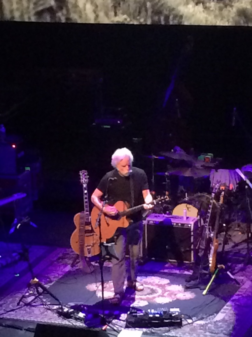 SETLIST & VIDEO: Bob Weir & The Campfire Band - The Moody Theater in Austin, TX - Saturday, April 15, 2017
