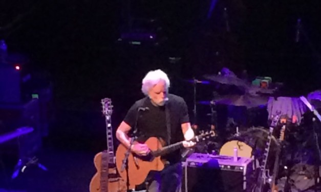 SETLIST & VIDEO: Bob Weir & The Campfire Band – The Moody Theater in Austin, TX – Saturday, April 15, 2017