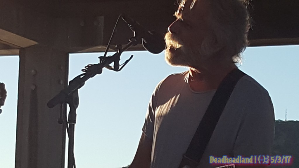 VIDEO: Cassidy jam > Dear Prudence ~ Weir here, songs to Phil the Air, Wednesday May 3rd 2017