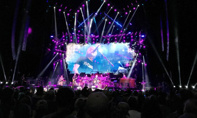 Dead and Company setlist & video, Thursday June 22  2017 |  Jiffy Lube Live, Bristow VA
