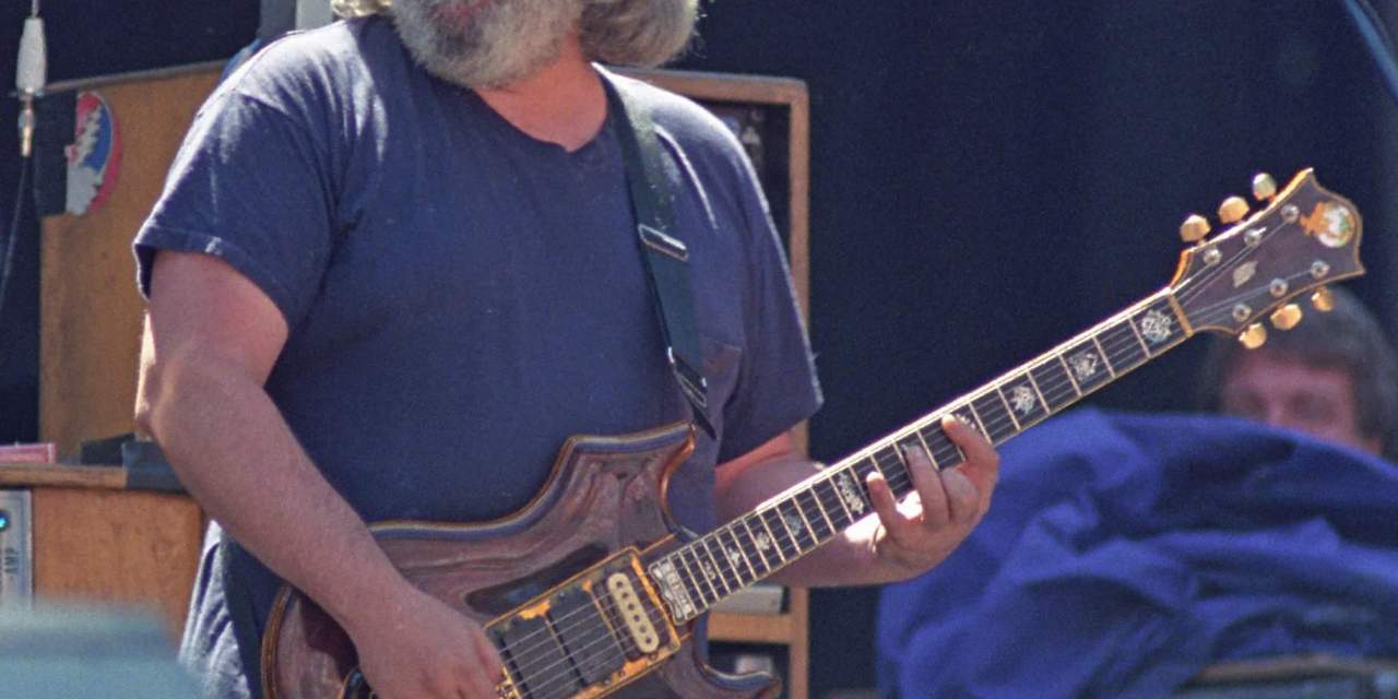 DEAD HISTORY #OTD: Photos from Grateful Dead, Greek Theatre Berkeley, June 20,1987