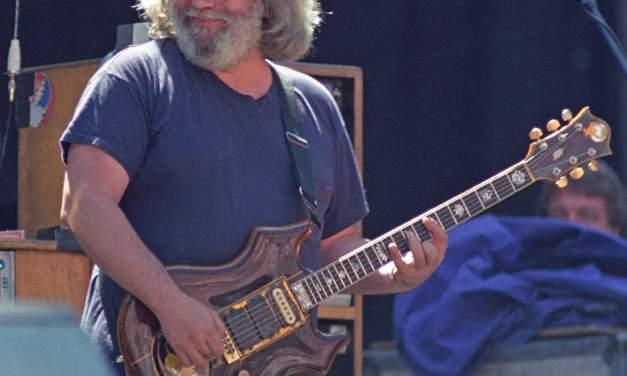 DEAD HISTORY #OTD: Photos from Grateful Dead, Greek Theatre Berkeley, June 20,1987