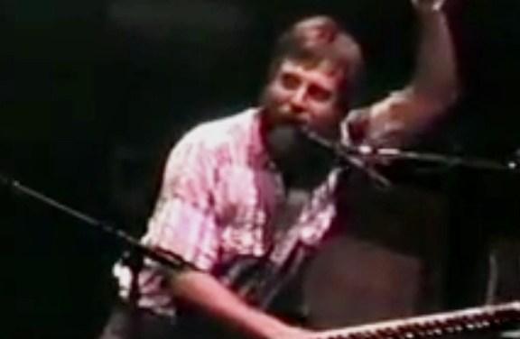 "Grateful Dead ~ Brent Mydland ""Easy To Love You"" 3.15.1990 Landover, Maryland"