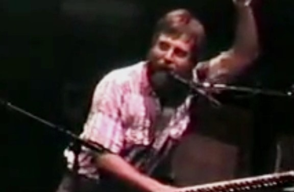 "Grateful Dead ~  Brent Mydland ""Easy To Love You"" 3.15.1990 Landover,  Maryland"
