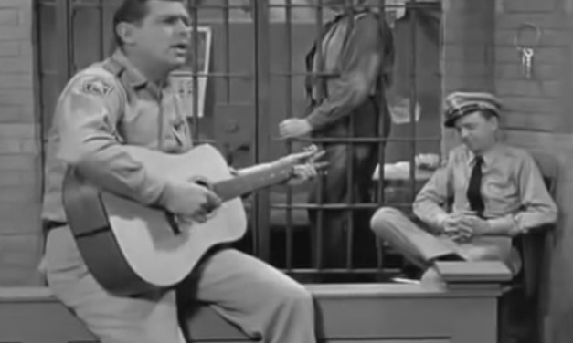 "Happy Fourth of July Deadheadland!  Andy Griffith / Sheriff Taylor ""Going Down The Road Feelin Bad"""