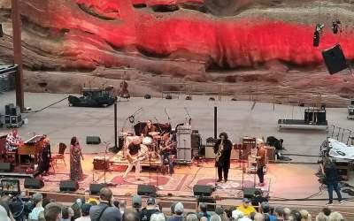 Setlist and Video: Jerry Garcia 75th Birthday Band, Melvin Seals , Tom Hamilton , Oteil Burbridge , Duane Trucks , Kamasi Washington ,Jackie LaBranch and Gloria Jones  With Special Guest John Mayer