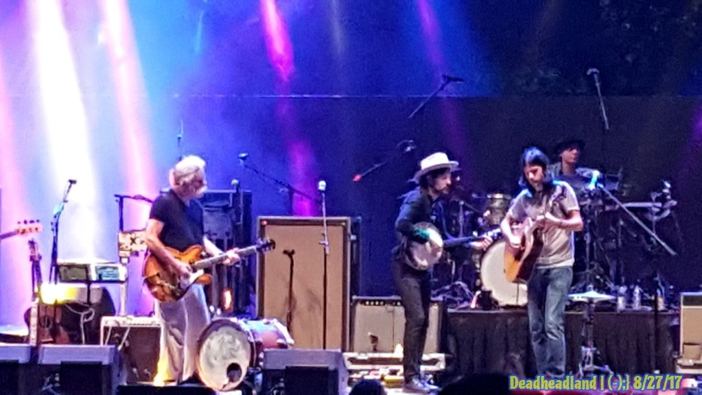 VIDEO The Avett Brothers and Bob Weir LOCKN 2017 ~ FULL SET