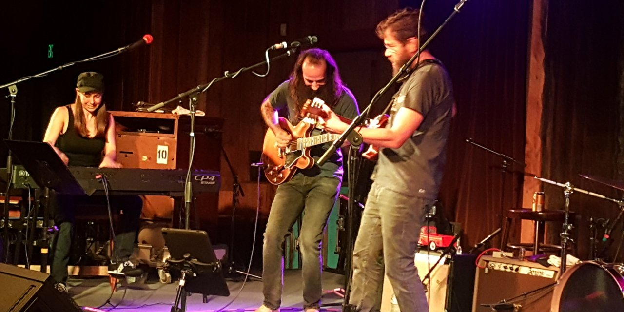 DHL TV ~ LIVE FROM THE GRATE ROOM AT TERRAPIN CROSSROADS   Scott Law and Ross James Cosmic Thursday featuring Dave Schools, Jay Lane, Holly Bowling, Saturday August 19th 2017