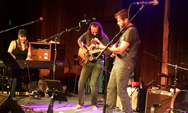 DHL TV ~ LIVE FROM THE GRATE ROOM AT TERRAPIN CROSSROADS | Scott Law and Ross James Cosmic Thursday featuring Dave Schools, Jay Lane, Holly Bowling, Saturday August 19th 2017