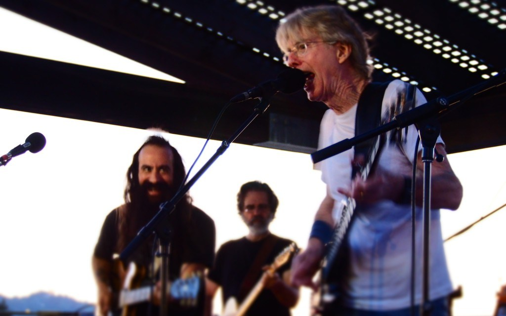Setlist! Phil Lesh and Friends |SF/MARIN FOOD BANK EVENT |Terrapin Crossroads Backyard Stage, Beach Park, San Rafael California | FRIDAY, SEPTEMBER 8, 2017