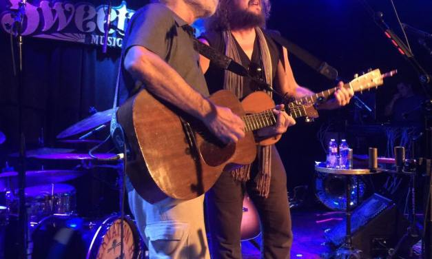 "WEIR EVERYWHERE DEPT: Jim James and Bob Weir ""Candyman"" 