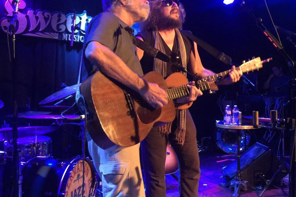 """WEIR EVERYWHERE DEPT: Jim James and Bob Weir """"Candyman"""" 