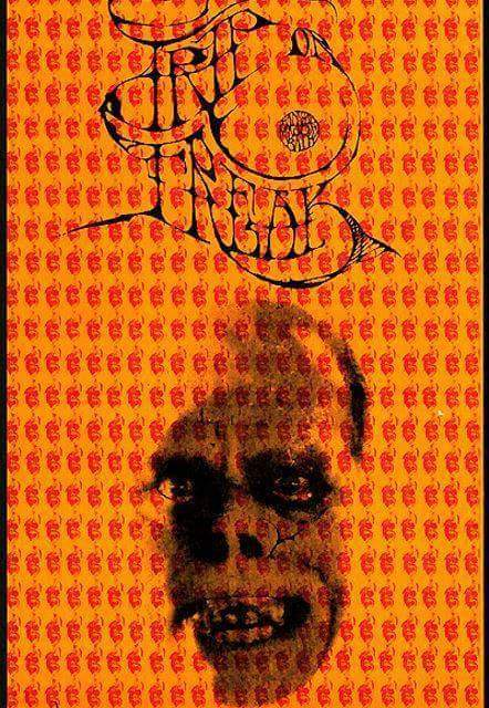 "Trip or Freak ~ Grateful Dead Halloween 1967 Winterland | ""Poster From The Past"" via Professor Poster"