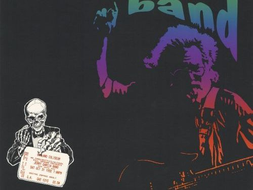 """Watch Jerry Garcia Band performance of """"Werewolves Of London"""""""