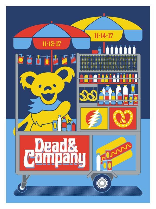 Dead and Company MSG 2017