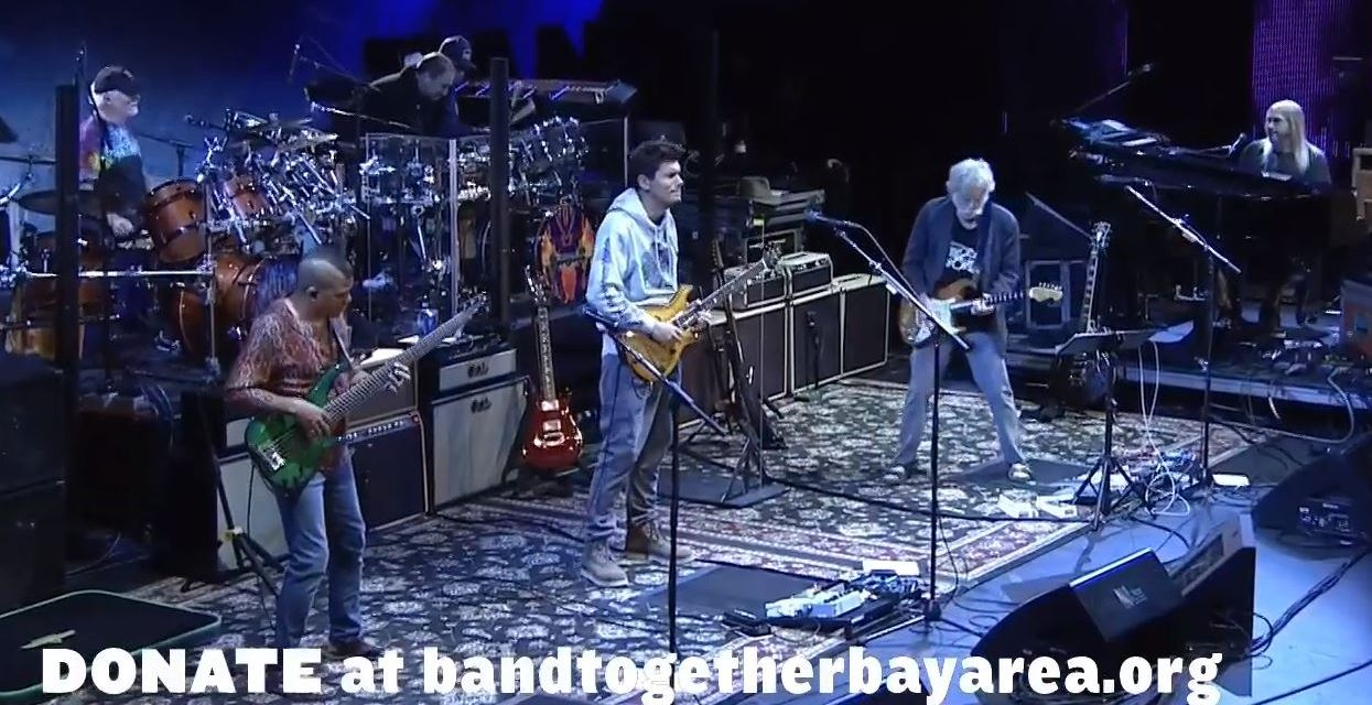 Dead & Company Setlist: Thursday , November 9, 2017   Band Together Benefit Concert For North Bay Fire Relief AT&T Park San Francisco, CA