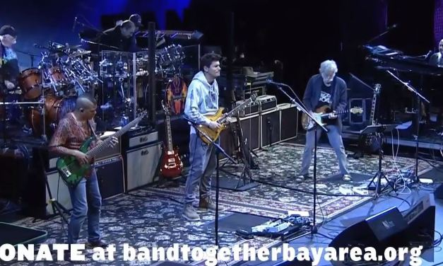 Dead & Company Setlist: Thursday , November 9, 2017 | Band Together Benefit Concert For North Bay Fire Relief AT&T Park San Francisco, CA
