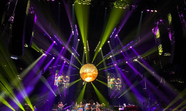 Dead and Company setlist, November 19, 2017 | TD Garden, Boston, Massachusetts